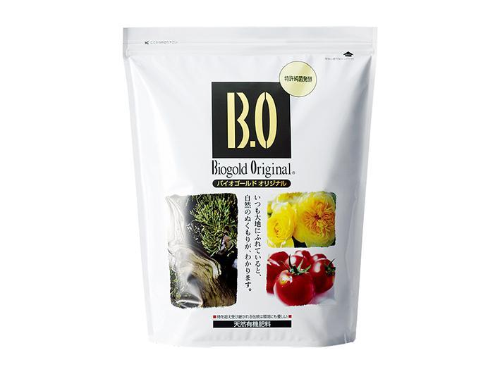 Biogold original giapponese, NPK 4-5-4 (900 gr), concime estivo granulare per bonsai