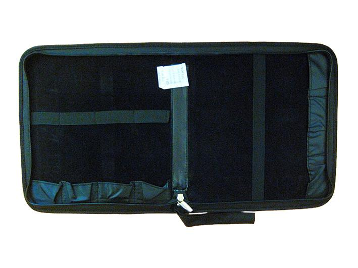 Rigid 7-place tool case with hinge for bonsai (LC-7 / P), without tools