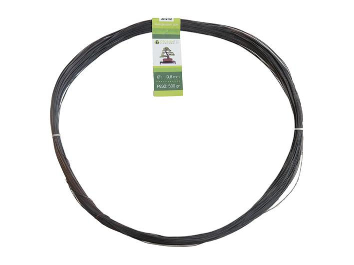 Geotools annealed copper wire 0,8 mm for bonsai, 500 gr