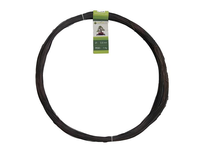 Geotools annealed copper wire 0,8 mm for bonsai, 1 Kg