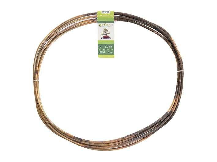 Geotools 5,0 mm annealed copper wire for bonsai, 1 Kg