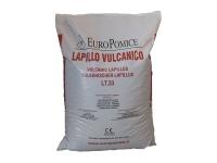 Lapillo vulcanico, lava vulcanica 10/16 mm (c.ca 29 kg - 33 lt)