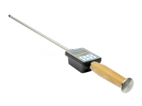 Igrometro per fieno della serie PCE-HMM 200, misura la temperatura e l'umidità del fieno o paglia pressata